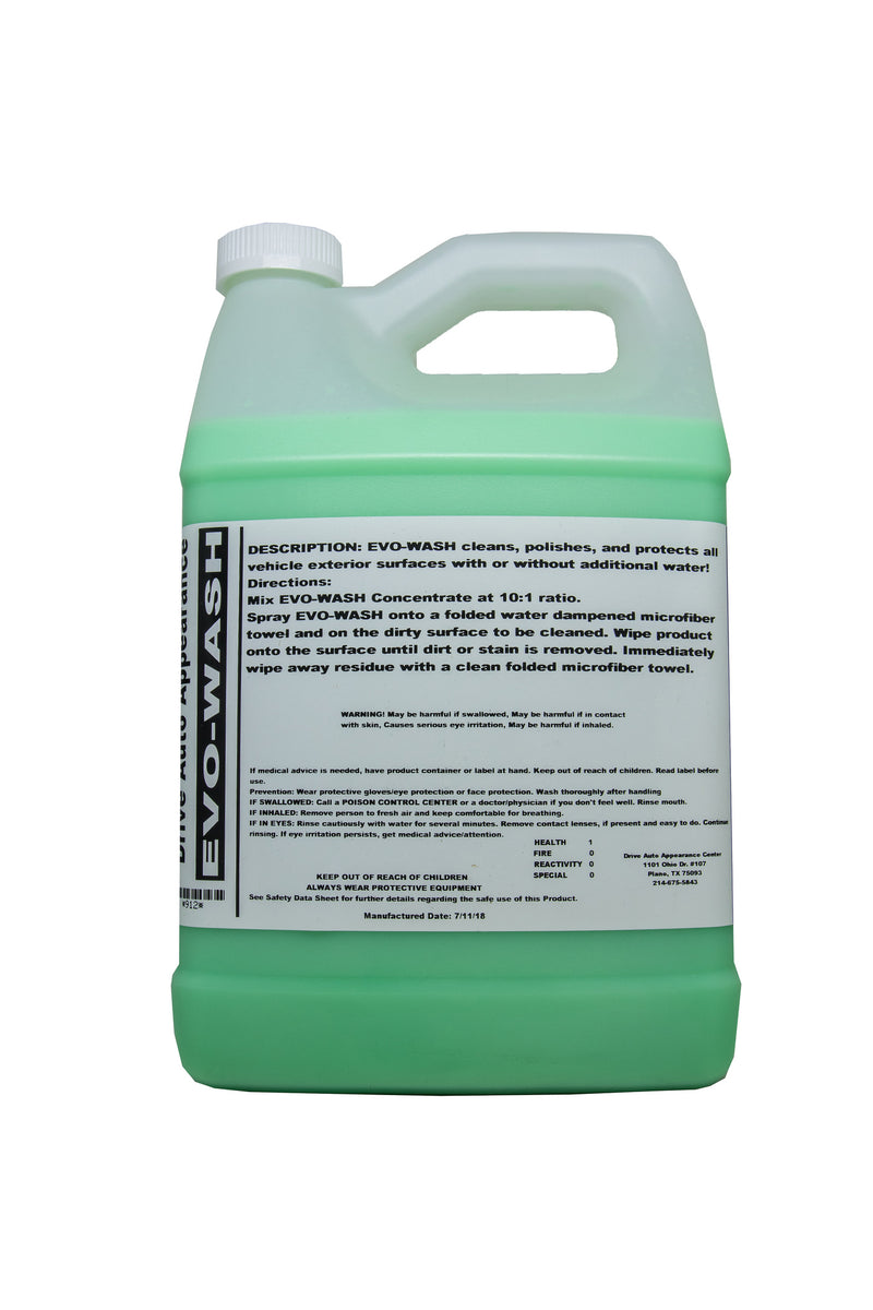Waterless Car Wash Cleaning Product