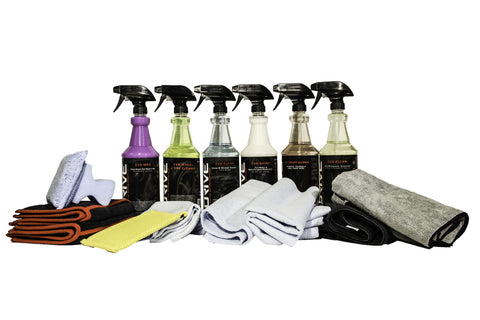 DRIVE Waterless Detail Kit