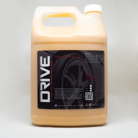 DRIVE Tire & Trim Gel