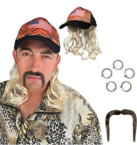 Joe Exotic Halloween Costume 2020