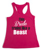 This Bride Trains Like a Beast Workout Tank Top