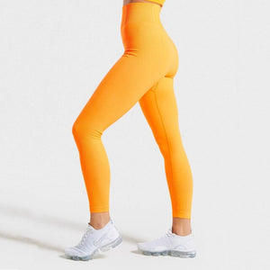 2 Piece Yoga Suit Sets Fitness Sports Women Gym Clothes High Waist Elastic Leggings