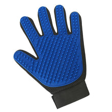 Load image into Gallery viewer, Nicrew cat grooming glove for cats wool glove Pet Hair Deshedding Brush Comb Glove For Pet Dog Cleaning Massage Glove For Animal
