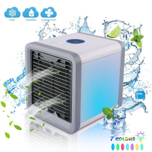 Load image into Gallery viewer, Mini Portable Air Cooler Air Conditioner
