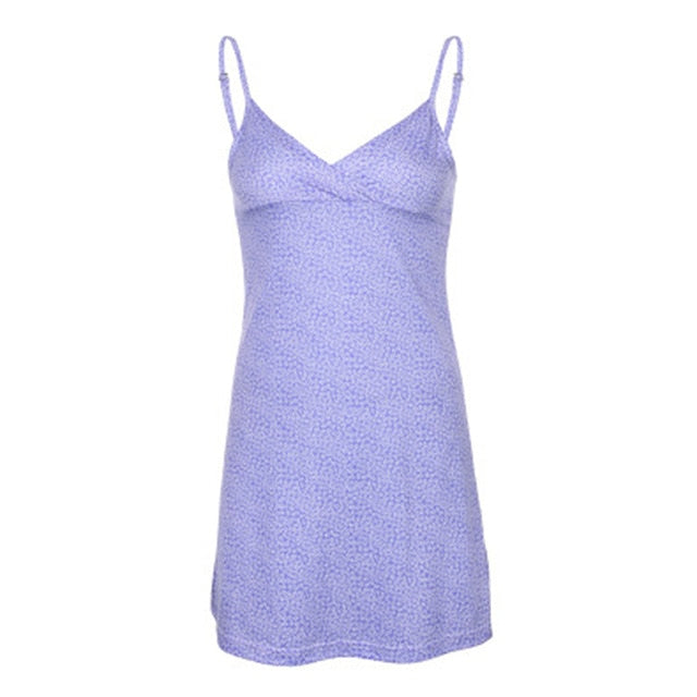 V Neck Summer Dress