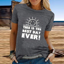 Load image into Gallery viewer, * SUNNY * T-SHIRT