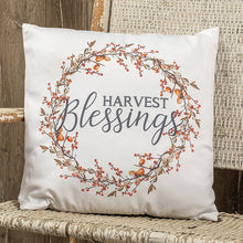Load image into Gallery viewer, Harvest Blessings Pillow
