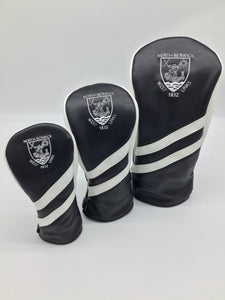 PRG Stripe Headcovers Various Colours & Sizes