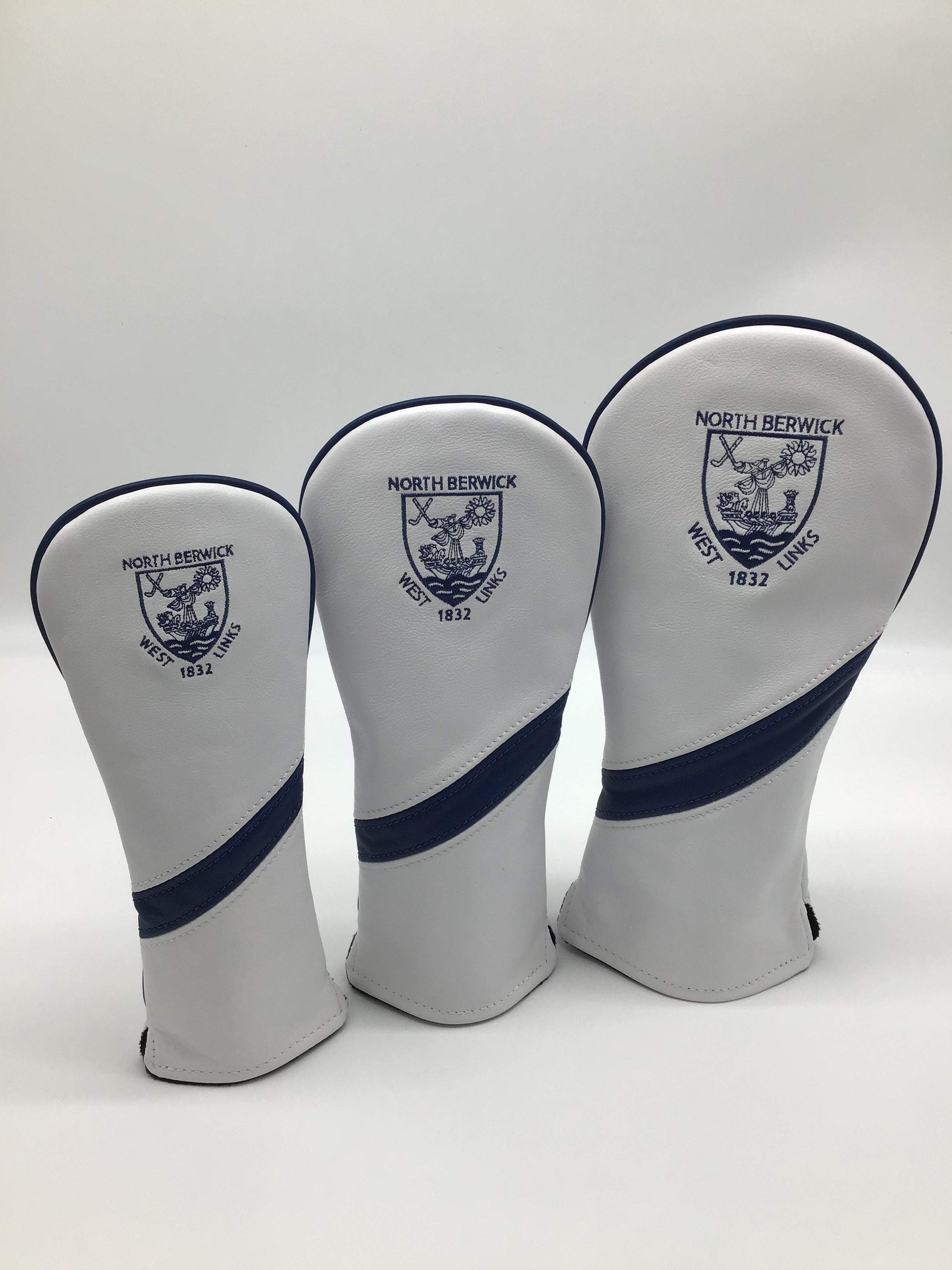 PRG Vanto Leather Headcovers Various Colours & Sizes