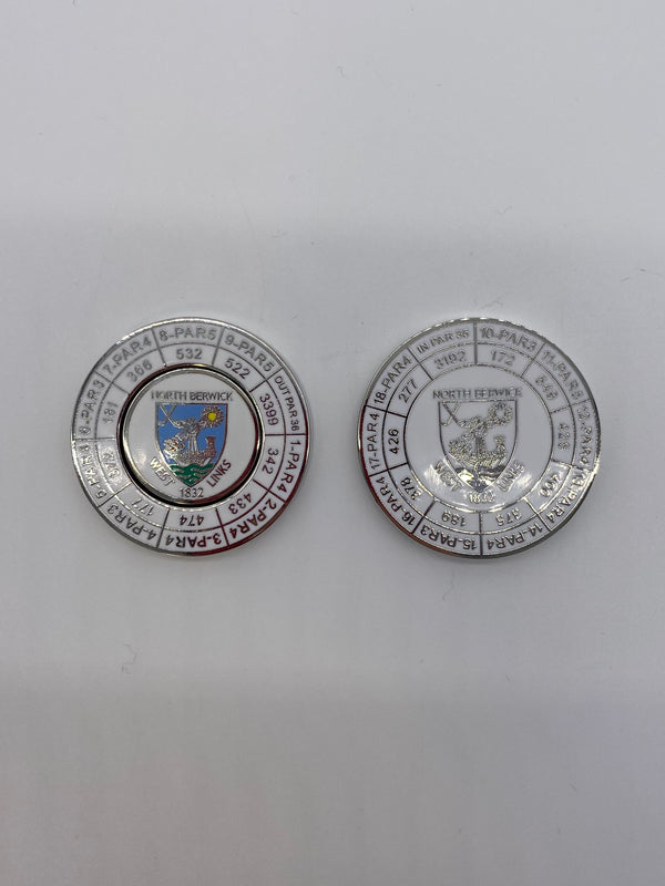 Yardage Collector Coin