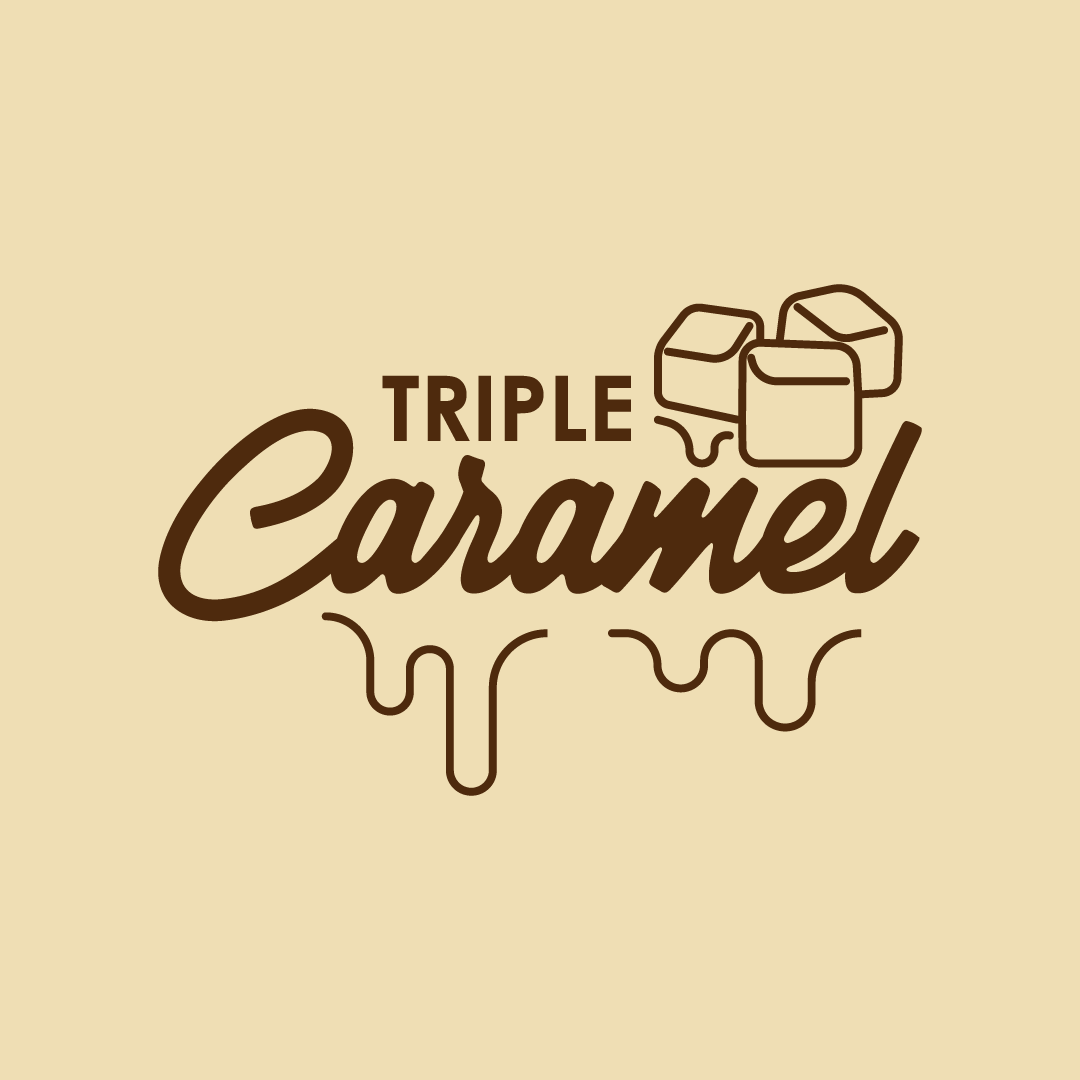 Triple Caramel 500ml Tub