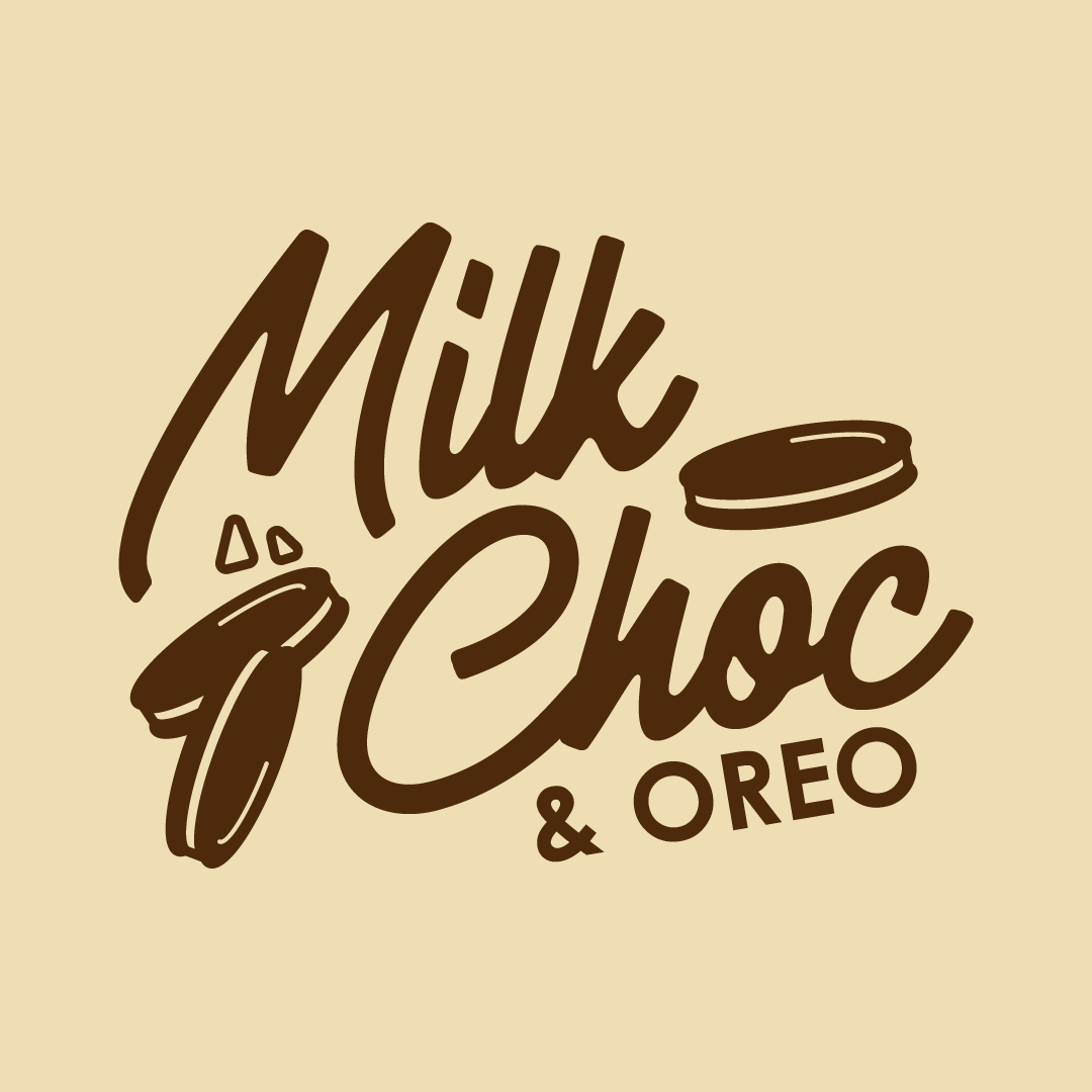 Milk Chocolate & Oreos 500ml Tub