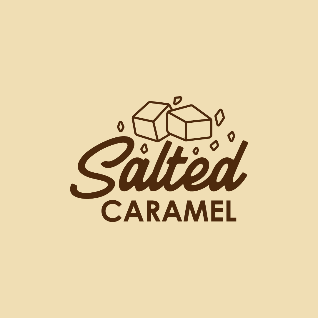 Salted Caramel 500ml Tub
