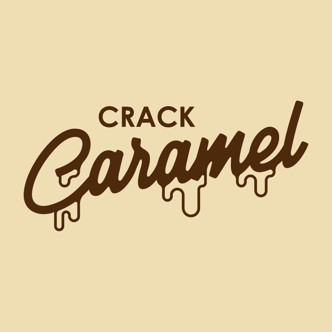 Crack Caramel 500ml Tub