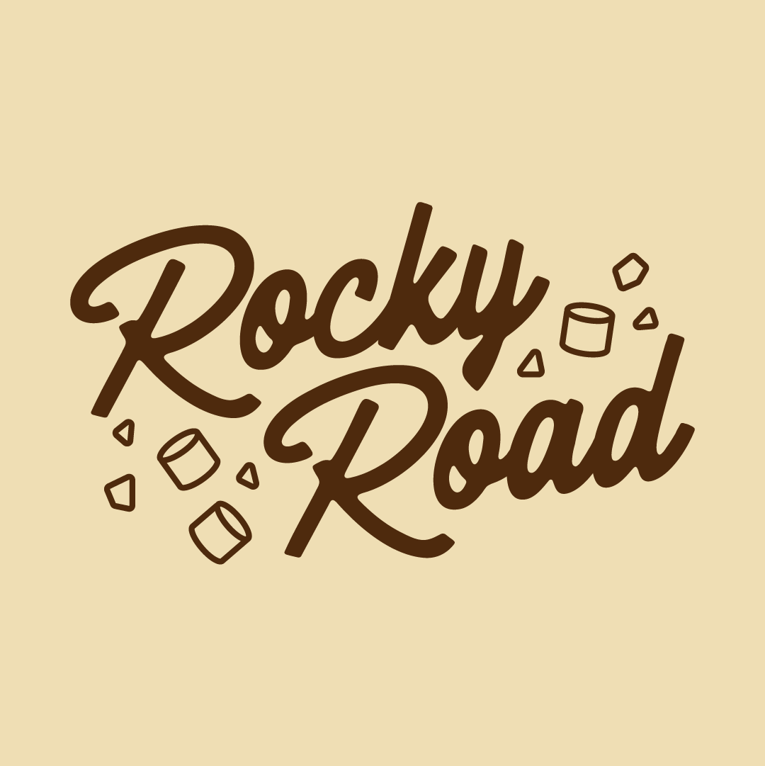 Rocky Road 500ml Tub