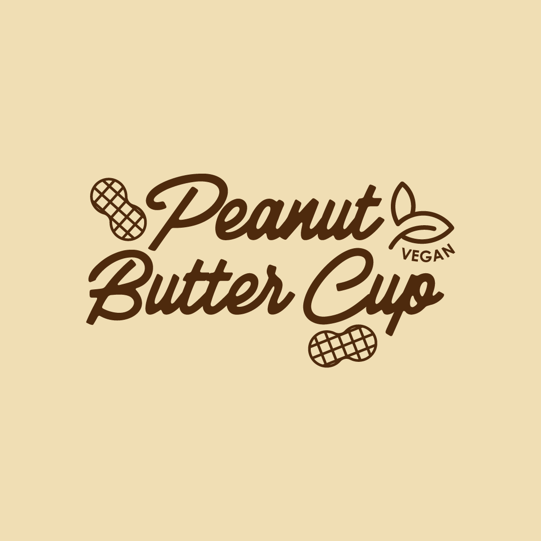 Vegan Peanut Butter Cup 500ml Tub