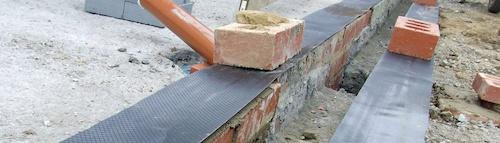Product Focus: Damp Proof Course | Trade Building Products