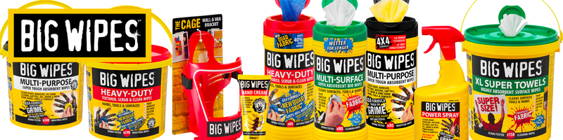 We are delighted to welcome Big Wipes to our store! | Trade Building Products