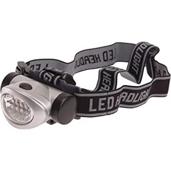 3 Function LED Headlight 30 Lumens - Lighting Accessories - Trade Building Products