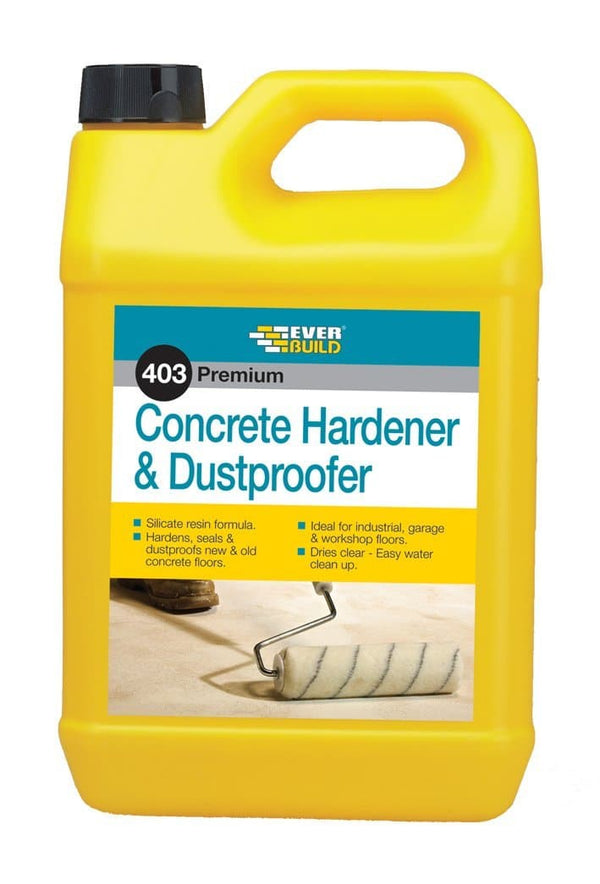 403 - Concrete Hardener and Dustproofer - Concrete Dustproofer - Trade Building Products