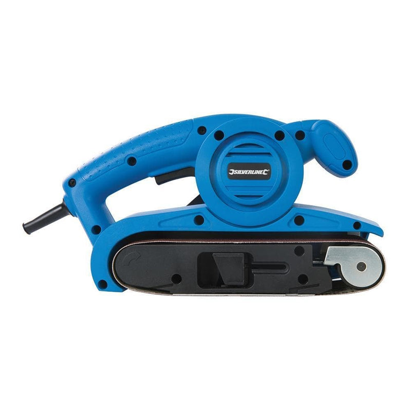 810W Belt Sander 76mm - Power Tools - Trade Building Products