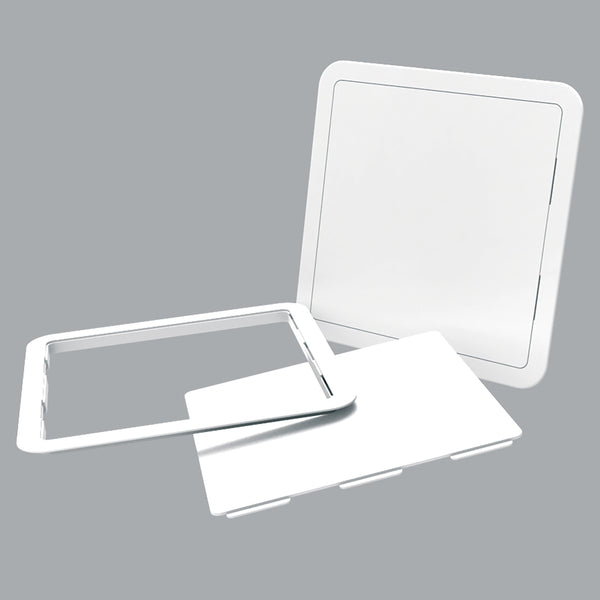 Manthorpe 300 x 300mm - White Access Panel - GL300