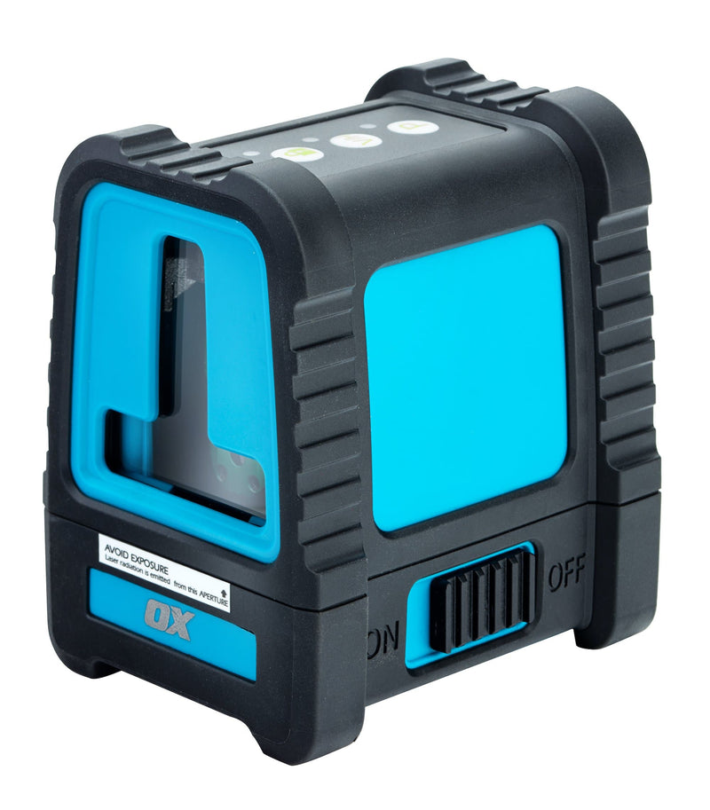 Ox Pro Heavy Duty Laser Level