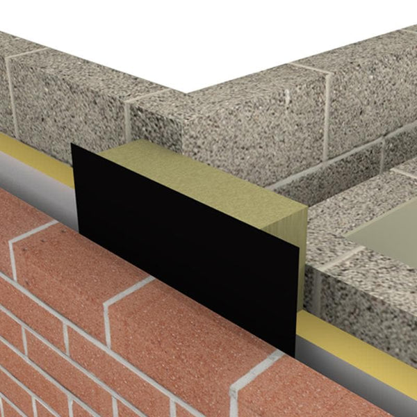 ARC Party Wall DPC (Damp Proof Course) - F30 Building Products Ltd.