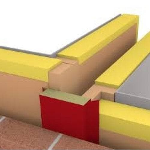 ARC Party Wall TCB - Flanged Cavity Fire Barrier - Timber to Brickwork - F30 Building Products Ltd.