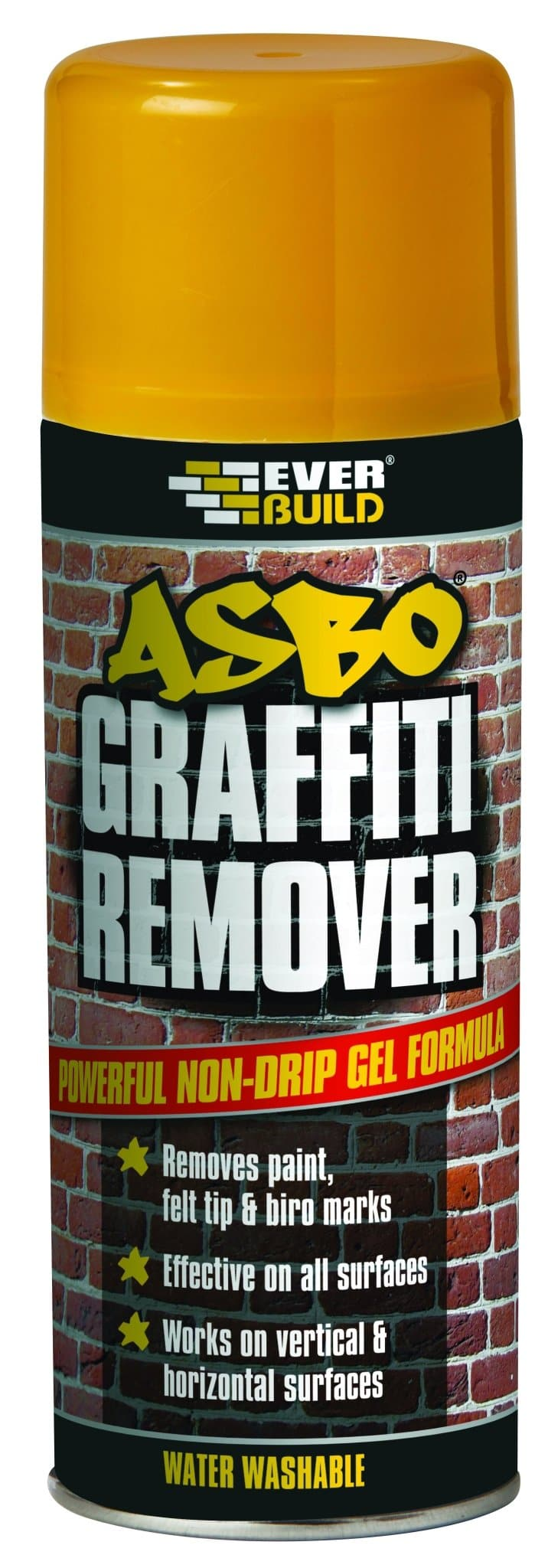 Asbo Graffiti Remover - Cleaners - Trade Building Products