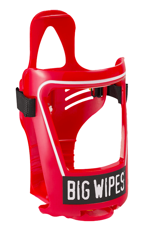 Big Wipes Cage Van/Wall Bracket - Cleaners - Trade Building Products
