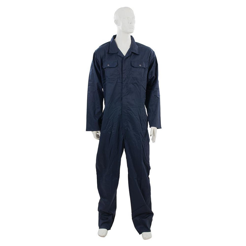 Boilersuit Navy - PPE - Trade Building Products