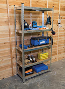 Boltless Freestanding Shelving Unit - Access & Storage - Trade Building Products