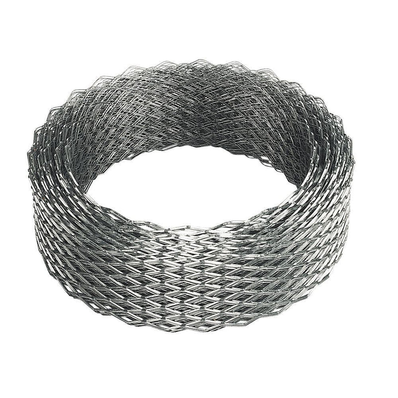 Sabrefix Brick Reinforcement Coil Mesh - Galvanised - 65mm x 20MTR