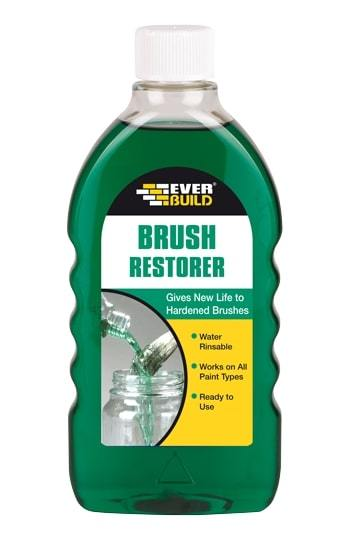 Brush Restorer - 500ml - Decorating - Trade Building Products
