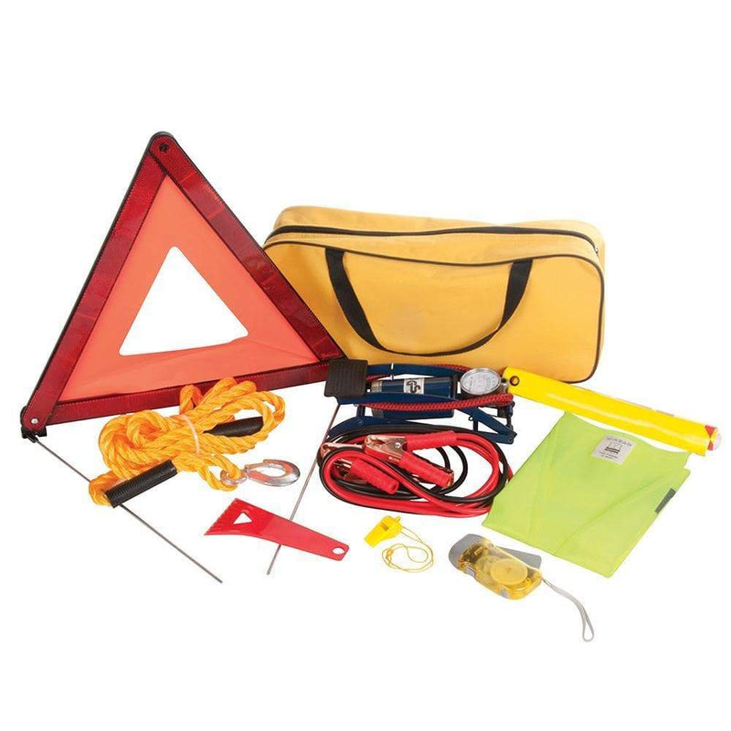 Car Emergency Kit 9pce - Hand Tools - Trade Building Products