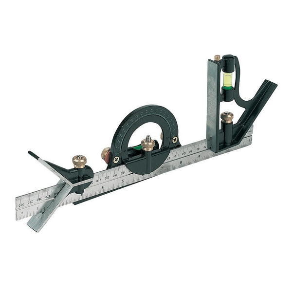 Combination Square Set - Hand Tools - Trade Building Products