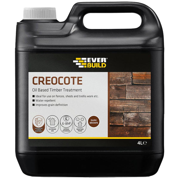 Creocote - Wood Treatment - Wood Treatment - Trade Building Products