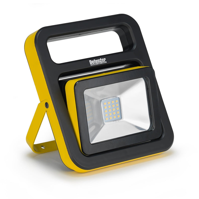 Defender 20W Rechargeable LED Slim Floor Light - Floor Light - Trade Building Products