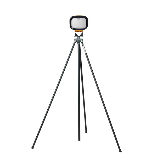 Defender LED6000s Swing Leg Tripod Flood Light with Single Head 30W - Flood Light - Trade Building Products