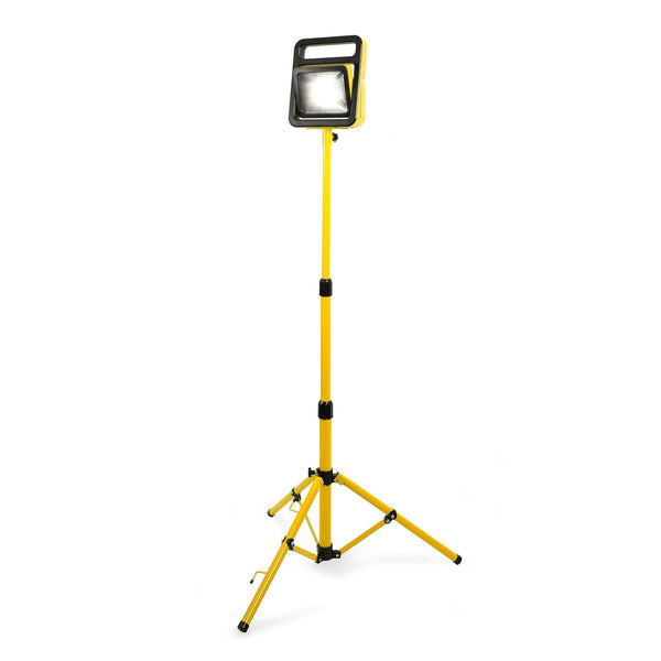 Defender Slim Floor Light Tripod - Floor Light - Trade Building Products