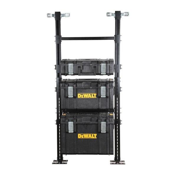 Dewalt DWST1-81042 Toughsystem Small Van Racking Kit - Tool Storage - Trade Building Products