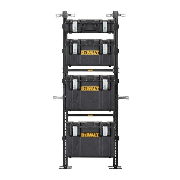 Dewalt DWST1-81045 Toughsystem Tall Van Racking Kit - Tool Storage - Trade Building Products