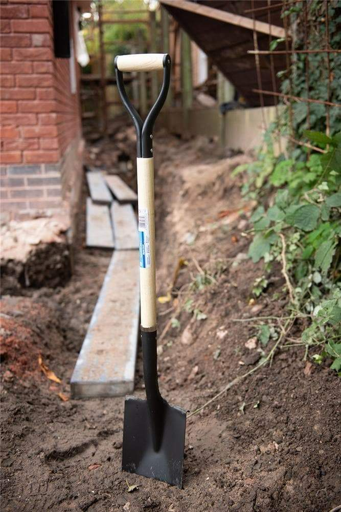 Digging Spade - Hand Tools - Trade Building Products