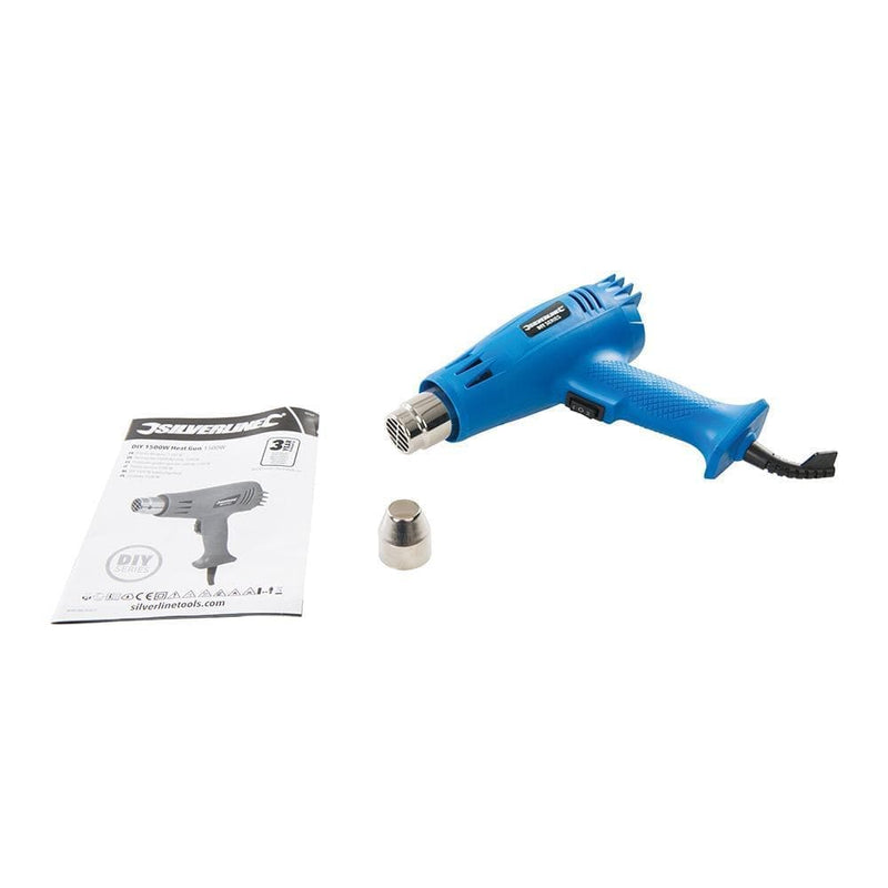 DIY 1500W Heat Gun - Power Tools - Trade Building Products