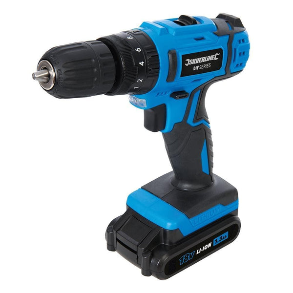 DIY 18V Combi Hammer Drill - Power Tools - Trade Building Products