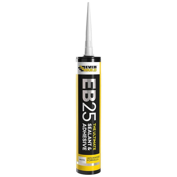 EB25 - Ultimate Sealant & Adhesive - 300ML - - Adhesive - Trade Building Products