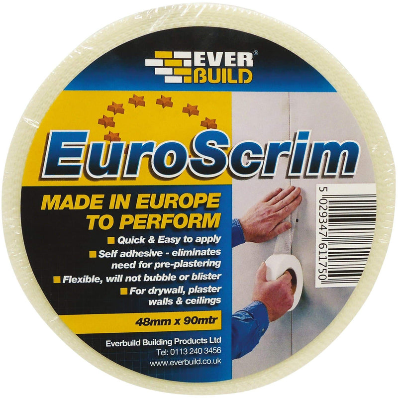 Euroscrim Scrim Tape - Scrim Tape - Trade Building Products