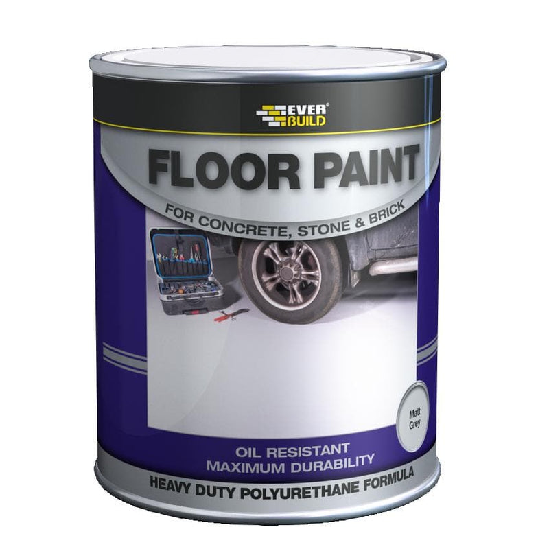 Everbuild Floor Paint - Floor Paint - Trade Building Products