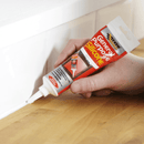 Everbuild General Purpose Silicone - Easi Squeeze - 80ML - - Sealant - Trade Building Products
